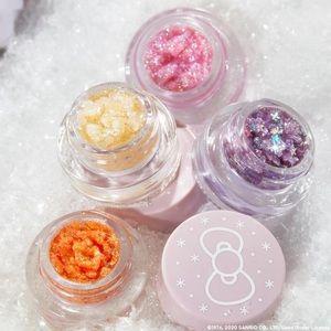 Color pop Hello Kitty Glitter Gels